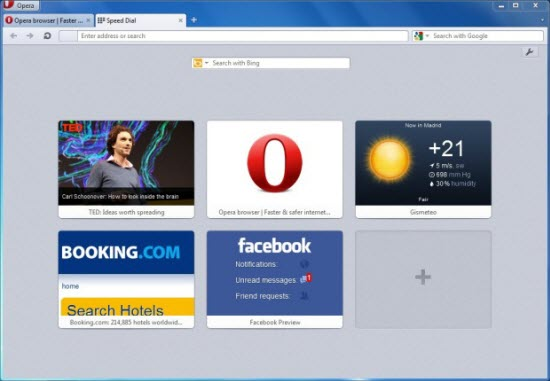 Web Browsers for Windows 8