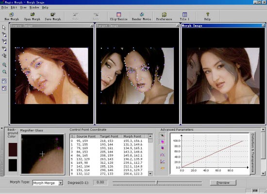Morphing Software