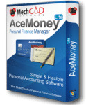 Free Personal Accounting Software AceMoney Lite