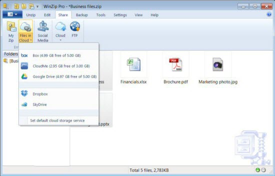 WinZip Best Compression Software