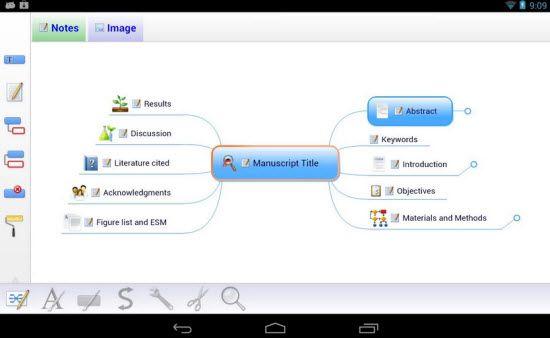 Mindjet App