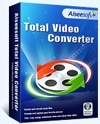 Convert Videos with Aiseesoft Total Video Converter