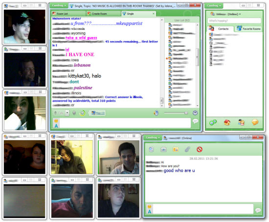 Www Camfrog Free Chat Room