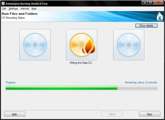 Free Dvd Video Burning Software For Windows 8