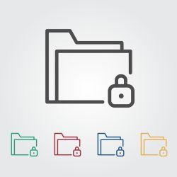 File Folder Locker Software