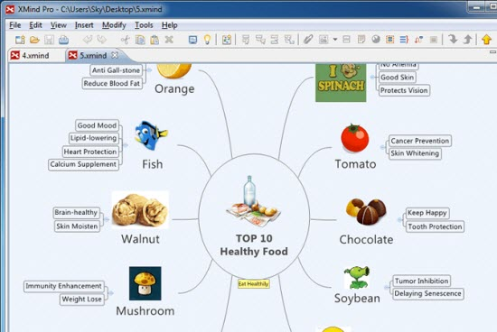 Mind Mapping App For Mac Free