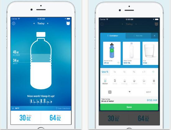Waterlogged - Water Drinking Reminder Apps