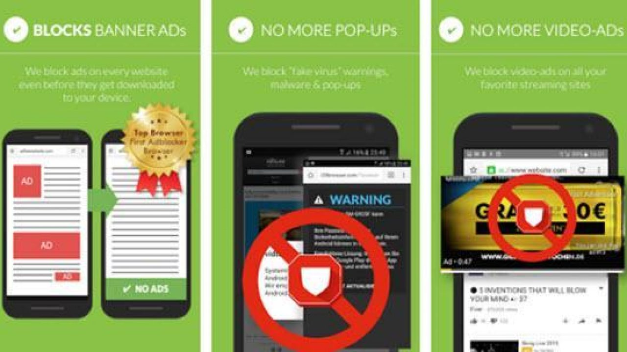 6 Free & Best Ad Blocker for Android (Stop Ads on Android) AppGinger