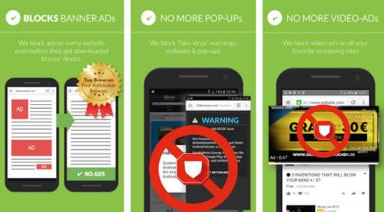 Free Adblocker Android Ad Blocker