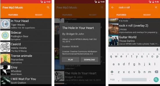 Free MP3 Music Download - Music Download Apps