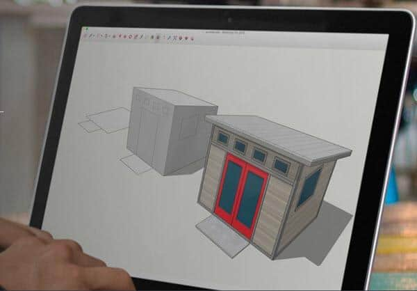 Free 3D Home Design Software SketchUp
