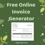 10 Best Free Online Invoice Generator