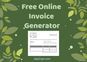 best free online invoice software