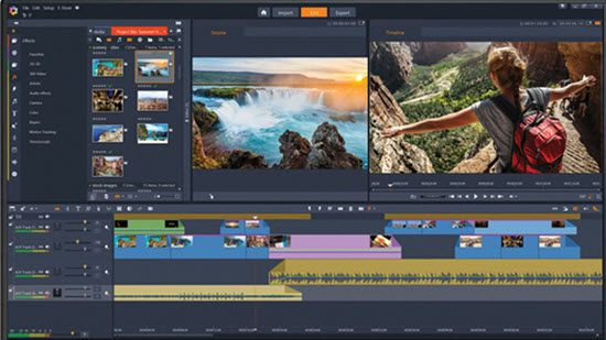 Pinnacle Studio Video Editing Software