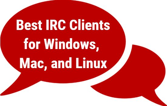 Best IRC Clients