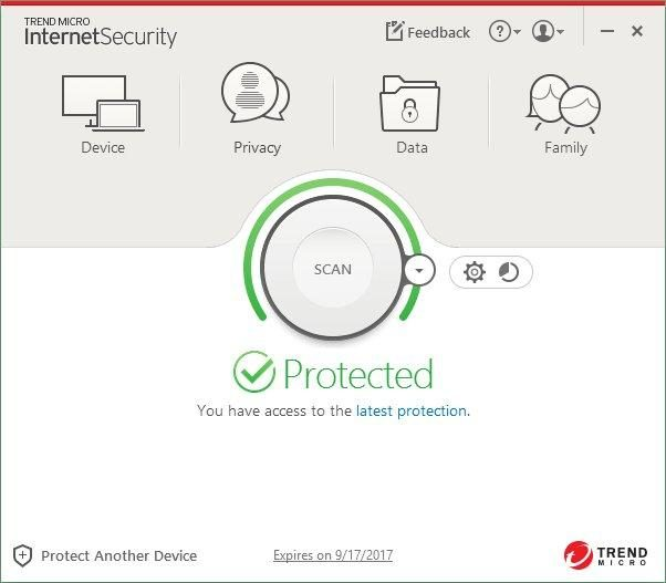 Trend Micro Internet Security