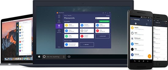Avast Passwords Manager