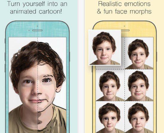 Cartoon Face Cartoon Picture Apps