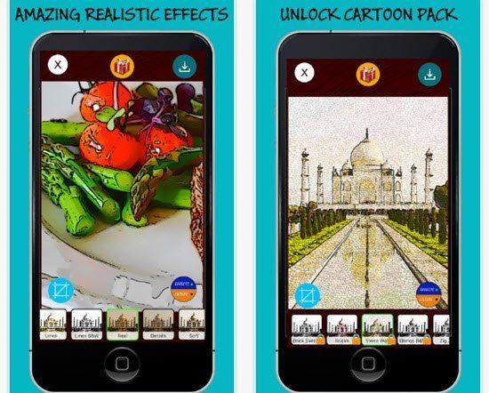 Cartoon Photo Editor Cartoon Picture Apps