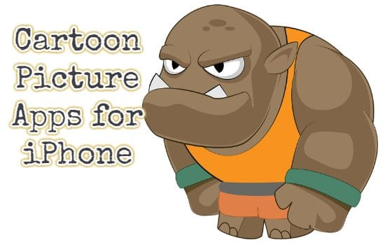 Best Cartoon Picture Apps for iPhone