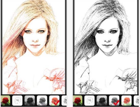 Sketch Master Cartoon Picture Apps