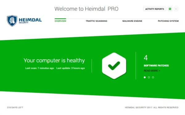 Heimdal PRO Security