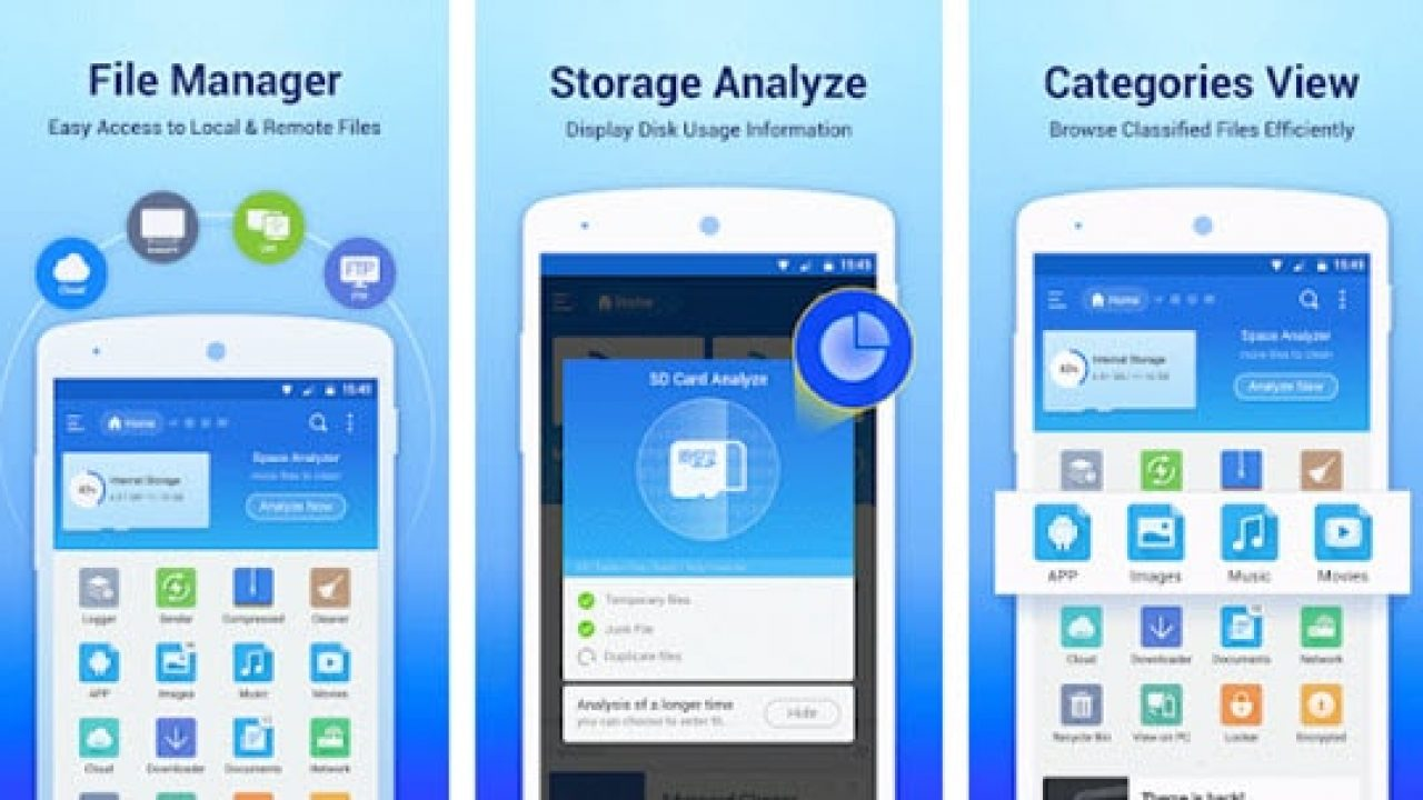 8 Best FTP/SFTP Client for Android 2019 - AppGinger